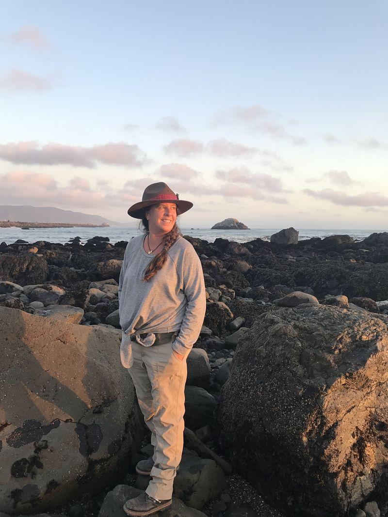 Karla K Morton Battery Point Lighthouse Crescent City Ca Opt