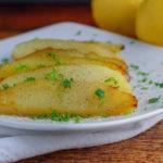 roasted lemon potatoes