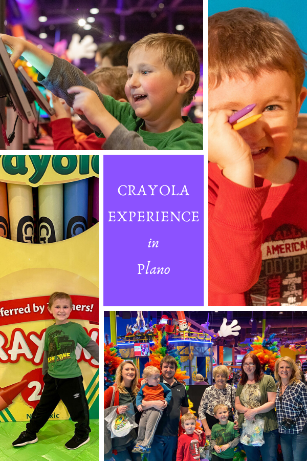 Plano, TX Crayola Experience - Kitchen Gone Rogue